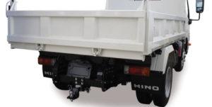 custom truck towbars